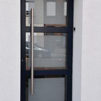 Nieuwe voordeur