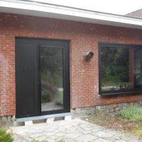 Nieuwe ramen en deuren