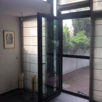 Ramen en deur met vliegraam