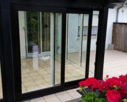 PVC veranda afsluiting 1